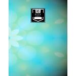 预订 Guitar Tab Notebook: Delicate Blue - Blank Guitar Tablat