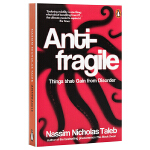 【中商原版】反脆弱 英文原版 Antifragile: Things That Gain from Disorder