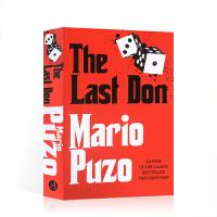 【发顺丰】英文原版小说 教父三部曲3 The Last Don 末代教父 马里奥普佐Mario Puzo 被誉为男人的