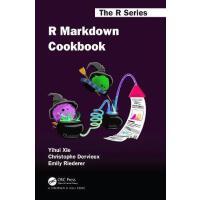 【预订】R Markdown Cookbook 9780367563837