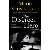 【中商原版】略萨:小心翼翼的英雄 英文原版The Discreet Hero/Vargas Llosa