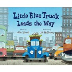 预订 Little Blue Truck Leads the Way [ISBN:9780152063894]