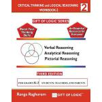 预订 Critical Thinking and Logical Reasoning Workbook-2 [ISBN