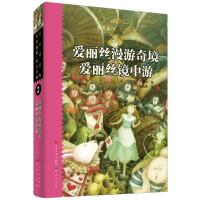 爱丽丝漫游奇境 爱丽丝镜中游(充满奇思妙想的幻想名作,小学生语文必读丛书/爱丽丝在好奇探索未知世界,一种陌生世界在看小
