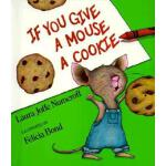 预订 If You Give a Mouse a Cookie [ISBN:9780060245870]