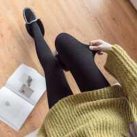 新款 裤秋冬外穿加绒加厚连裤袜裤子打底袜孕妇冬装