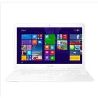 【支持礼品卡】华硕(ASUS)E502SA3150 15.6英寸彩壳笔记本电脑 小彩本 四核 便携办公 白色 标配4G