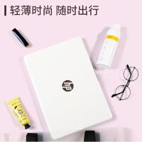 惠普(HP)星14青春版 小欧14S-cr1008TU 14英寸学生家用笔记本电脑(N4000 4G 256GSSD