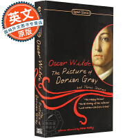 道林格雷的画像 英文原版 The Picture of Dorian Gray and Three Stories 奥
