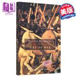 【中商原版】尼科洛・马基列维利 :兵法 英文原版 Art of War
