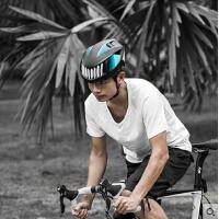自行车头盔男女骑行头盔山地车轻量化气动安全帽环法纪念款公路车