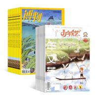 博物杂志加少年文艺杂志组合订阅 全年杂志订阅2021年7月起订 少儿阅读 青少科普 文学文摘 杂志铺