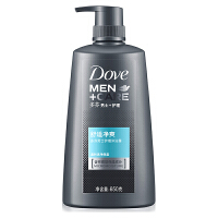 多芬(Dove) 男士+护理 舒适净爽沐浴露650g