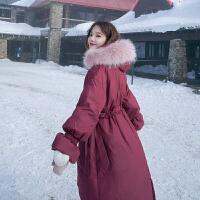 冬季韩版宽松加厚外套2019新款冬装棉袄孕妇棉衣