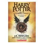 进口原版 Harry Potter and the Cursed Child 哈利波特与被诅咒的孩子