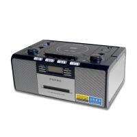 熊猫CD机CD500 cd机 dvd机教学机收录机USB cd复读机 cd播放机 全功能复读机(视频同步)收音电子调谐 磁带录放机 录音机便携cd机
