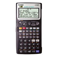 卡西�Wfx5800P�算器fx-5800p多功能 函�� 可�程�y�L工程�算器