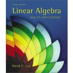 预定原版 Linear Algebra and Its Applications (3rd Edition) [ISB