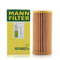 曼牌/MANN FILTER 机油滤清器 HU6002Z