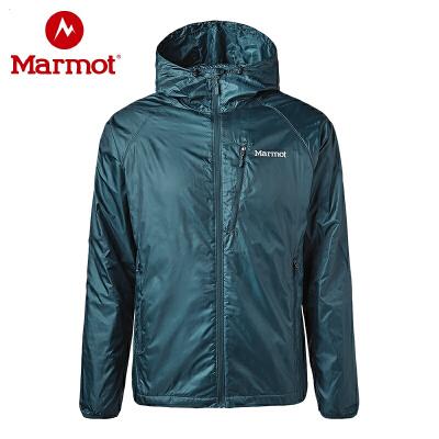 Marmot/土拨鼠秋冬运动户外防风吸湿排汗舒适男士皮肤衣神衣 VIP专享96折