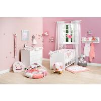 婴儿床头 音乐旋转摇铃床铃0-1岁宝宝玩具哄娃挂件