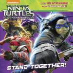 预订 Stand Together! (Teenage Mutant Ninja Turtles: Out of th