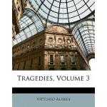 预订 Tragedies, Volume 3 [ISBN:9781141986644]