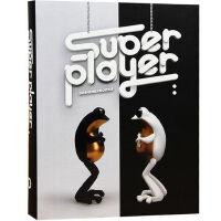 【DESIGNERBOOKS出版社官方.正品 全新塑封当天发货】SUPER PLAYER 2 超级玩家2 玩具艺术家