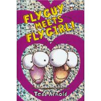 Fly Guy #08: Fly Guy Meets Fly Gril苍蝇小子8ISBN9780545110297