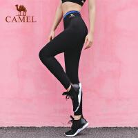 【领券满299减200】camel骆驼瑜伽裤 运动跑步长裤健身瑜伽服束腿裤女