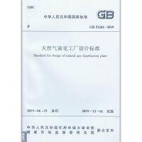 天然气液化工厂设计标准 GB51261-2019