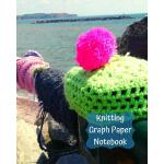 预订 Knitting Graph Paper Notebook: Large Blank Knitters Jour