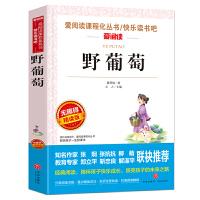 野葡萄( 朝阳区教委推荐寒假阅读)无障碍阅读彩插本