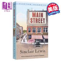 【中商原版】大街英文原版 Bantam Classics: Main Street
