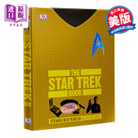 【中商原版】星际迷航百科 英文原版 DK-The Star Trek Book