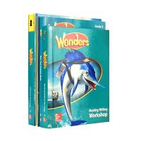2017新版 美国加州教材 套装(4本) 二年级 Reading Wonders Grade 2 package