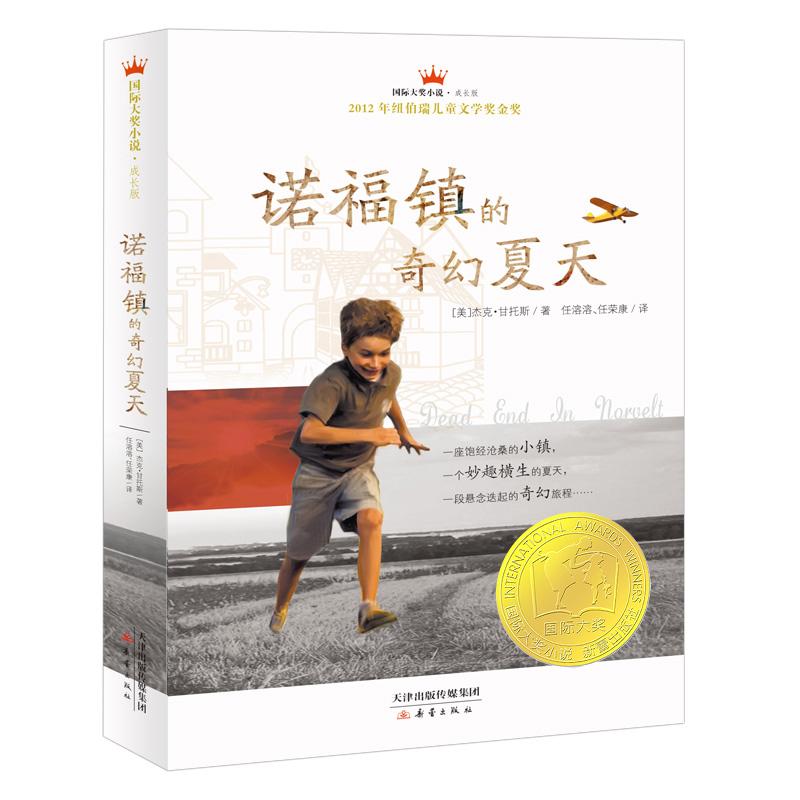 国际大奖小说成长版——诺福镇的奇幻夏天