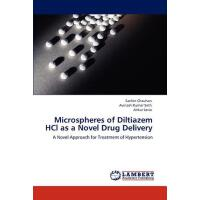 预订 Microspheres of Diltiazem Hcl as a Novel Drug Delivery [