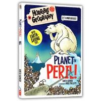 可怕的地理 危险中的星球 Horrible Geography: Planet in Peril 环境保护手册 全彩儿
