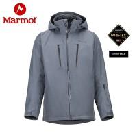 Marmot/土拨鼠秋冬款户外男GORE-TEX防风三合一冲锋衣