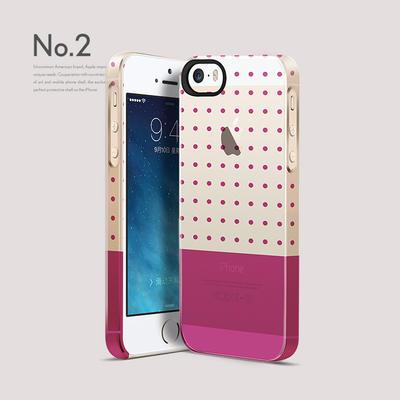 苹果SE手机壳iphone se/5S手机保护套 防摔简约 可爱潮 男款 女款 苹果专柜同款, 超薄贴合