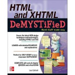 预订 HTML & XHTML Demystified [ISBN:9780071748049]