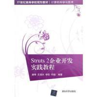 【正版二手书旧书9成新左右】Struts2企业开发实践教程9787302349433