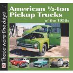 预订 American 1/2-Ton Pickup Trucks of the 1950s [ISBN:978184