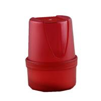 公章盒 财务用品 公章盒 印章盒 专用盒 磨砂塑料 便携印章盒