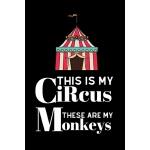 预订 This Is My Circus And These Are My Monkeys: Little monke