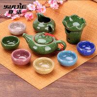 骨瓷 茶杯红茶茶壶茶具套装 整套陶瓷功夫茶具