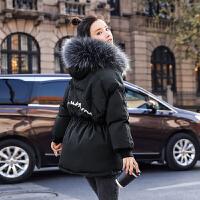 孕后期宽松冬季加厚棉衣棉袄2019新款派克服孕妇冬装外套