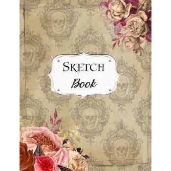 预订 Sketch Book: Steampunk Sketchbook Scetchpad for Drawing or Doodling Note [ISBN:9781070375502] 美国发货无法退货 约五到八周到货