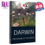 【中商原版】小猎犬号之旅 英文原版 Voyage of the Beagle Charles Darwin Words